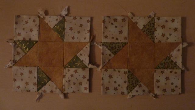 11. del af HANNES patchwork jule DHD
