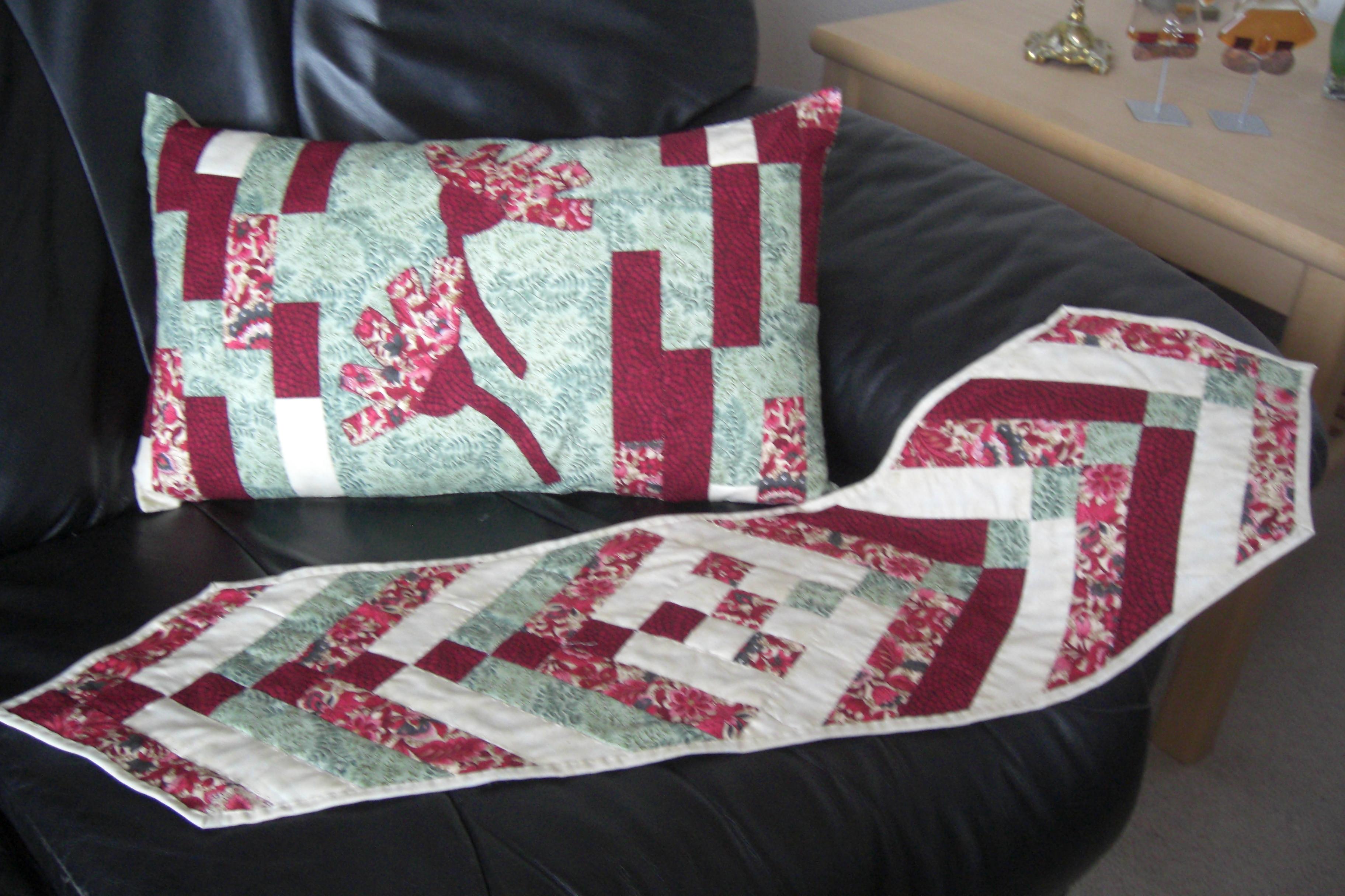 Birthes udgave af HANNES patchwork sommer DHU