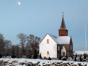 Vejerslev kirke