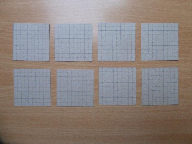 4. del af HANNES patchwork jule DHD 2012
