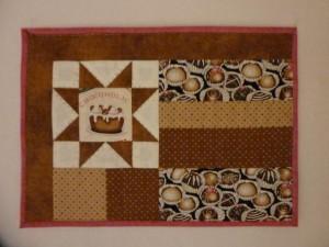Pedari patchwork mønster nr 410