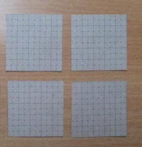 5. del af HANNES jule DHD - det gratis patchwork mønster