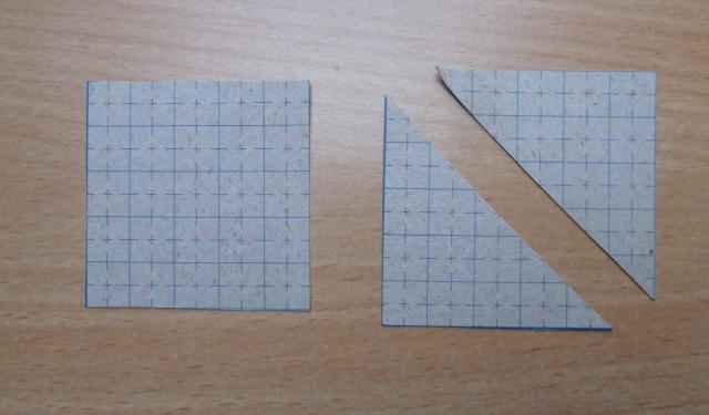 5. del af HANNES jule DHD - det gratis patchwork mønster del