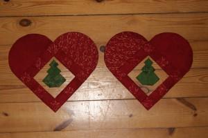 Anettes udgave af HANNES patchwork jule DHD