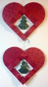 Anettes udgave af HANNES patchwork Jule DHD 2011