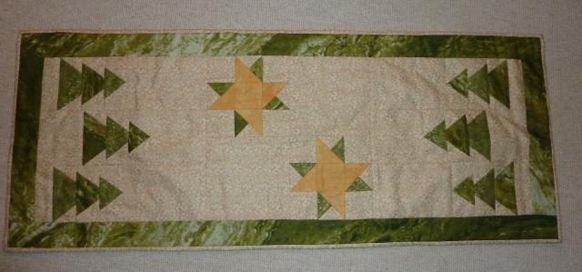 Lenes udgave af HANNES patchwork jule DHD 2012