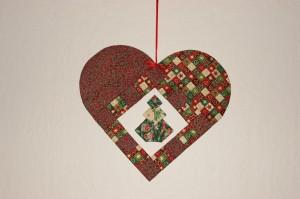 Anne-Mettes udgave af HANNES patchwork Jule DHD 2011
