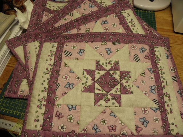Anne-Maries udgave af HANNES patchwork sommer DHU