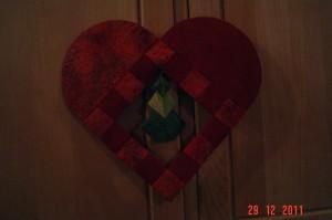 Bentes udgave af Hannes patchwork jule DHD 2011