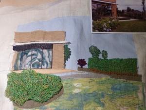Bettina Andersen patchwork kursus 17 - se mere på HANNES patchwork