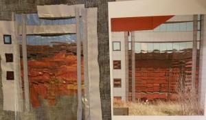Bettina Andersen patchwork kursus 18 - se mere på HANNES patchwork