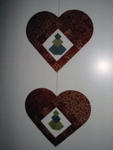 Birthes udgave af HANNES patchwork jule DHD