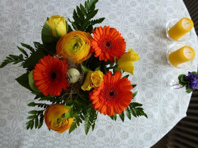 Blomster fra gæster1 - HANNES blog