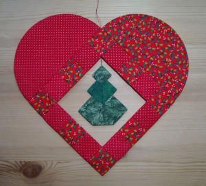 Connys udgave af HANNES patchworks Jule DHD 2011