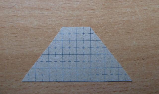 17 del af det gratis patchwork  mønster fra HANNES