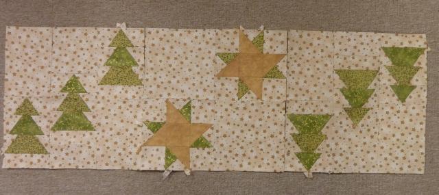 26. del af HANNES patchwork Jule DHD - det gratis mønster