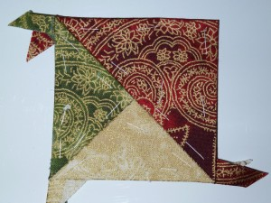 """""""HANNES"""" julepatchwork DHD - 15. del"""