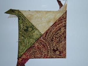 HANNES julepatchwork DHD 3.del - et gratis patchworkmønster på HANNES blog