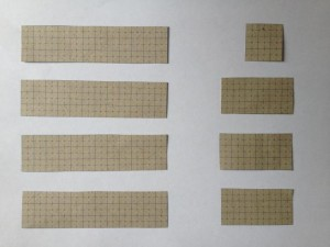 HANNES patchwork sommer DHU 3.del - igen et gratis patchwork mønster