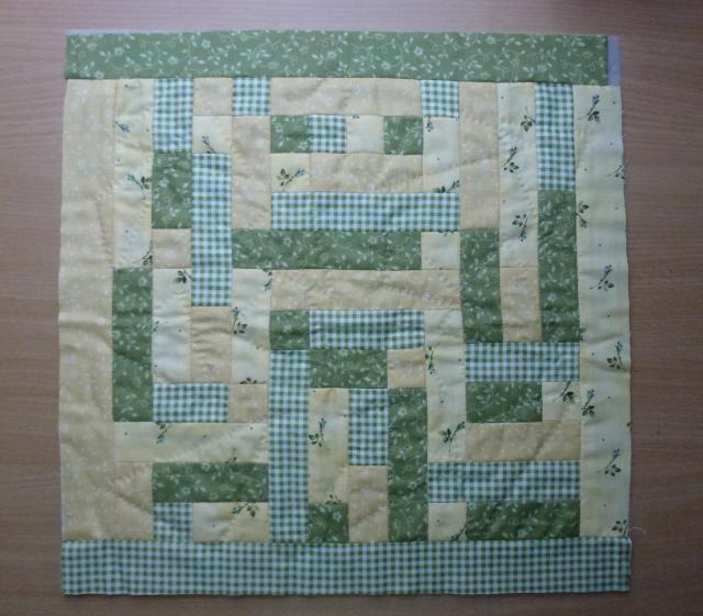 HANNES patchwork sommer DHU 5. del af det gratis patchwork mønster