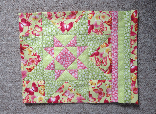 5.del af HANNES patchwork sommer DHU