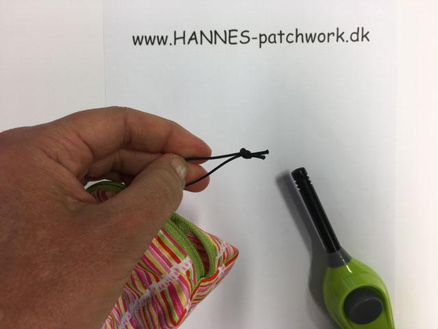 DIY-vedhæng Vedhæng til lynlåse dimser/skyder - gratis DIY trin for trin