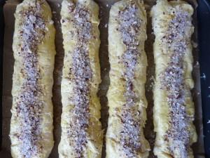 Danmarks bedste kringle - klar til at bliv bagt - set på HANNES blog