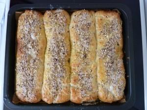 Danmarks bedste kringle - klar til at blive spist - set på HANNES blog