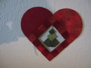 Edits udgave af HANNES patchwork Jule DHD