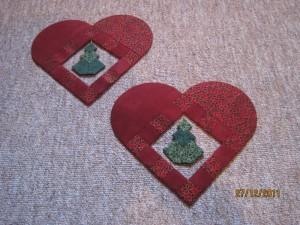 Ellens udgave af HANNES patchwork jule DHD 2011
