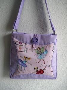 Emilies-taske i japansk foldeteknik.
