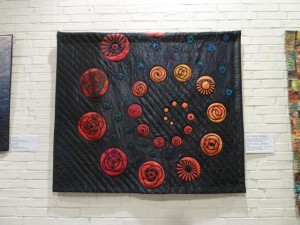European Art Quilts VI - Freja Quilterne Jan 2012