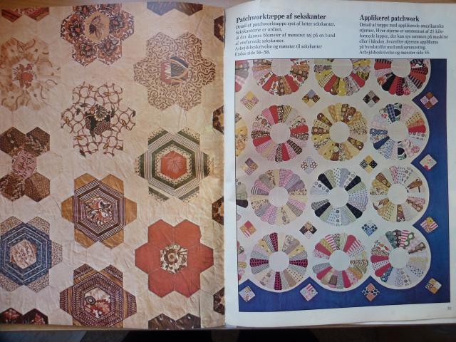 Evas patchworkbog1 - set hos HANNES patchwork