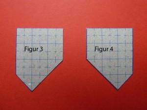 Figur 3 og 4 af HANNES jule DHD - igen et gratis patchwork mønster