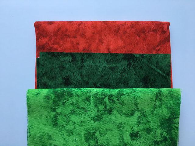 HANNES patchwork Jule DHA- materialerpakke