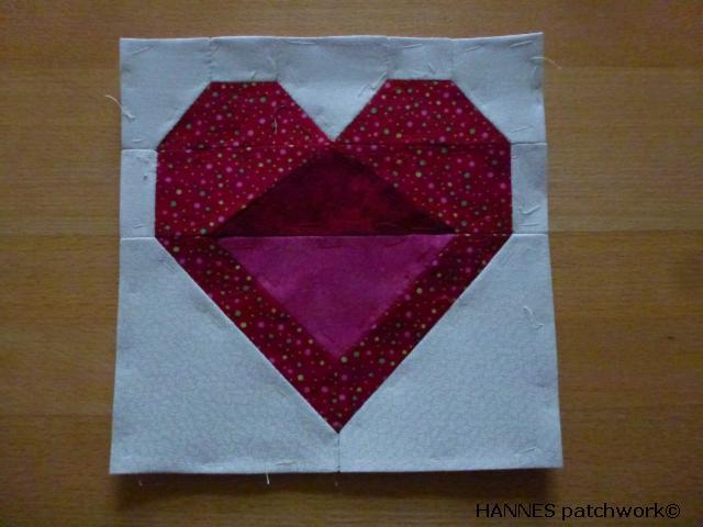 HANNES patchwork Jule DHA Blok 2-stof