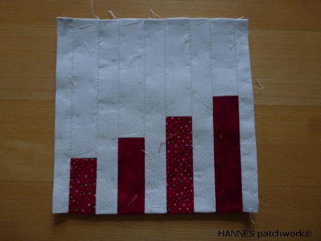HANNES patchwork Jule DHA Blok 3-stof
