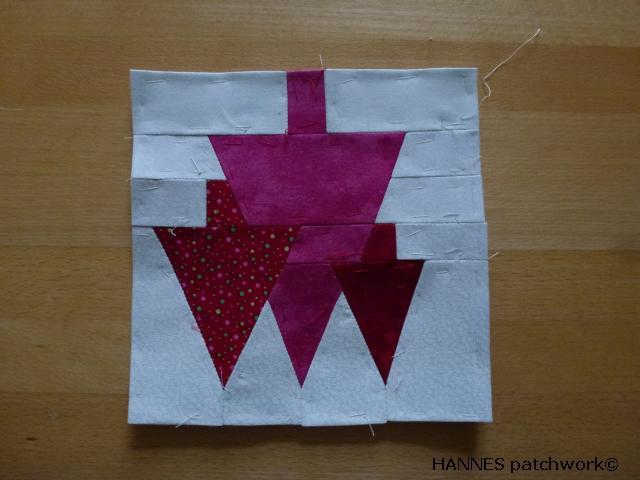 HANNES patchwork Jule DHA Blok 4-stof
