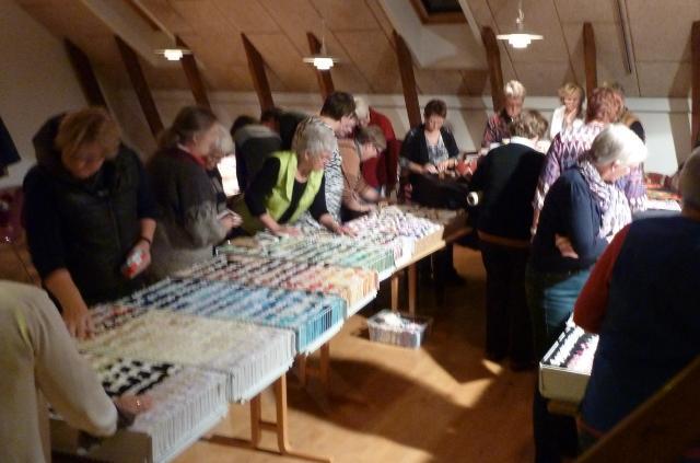 HANNES patchwork på besøg på Lolland
