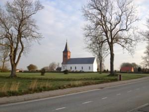HANNESblog-vejerslev kirke
