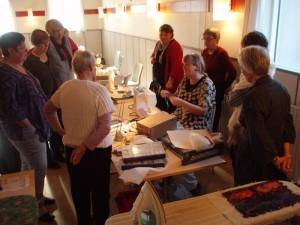 Kursus med Bettina Andersen hos HANNES