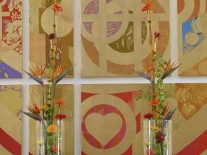 HANNES fridag uden patchwork - Harboøre nye kirke - alter