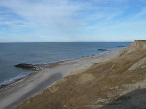 HANNES fridag uden patchwork - ved Bovbjerg fyr - stranden