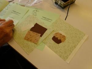 HANNES patchwork underviser i applikeret muffins i Silkeborg