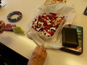 HANNES patchwork underviser i applikeret muffins i Silkeborg - men ikke alle