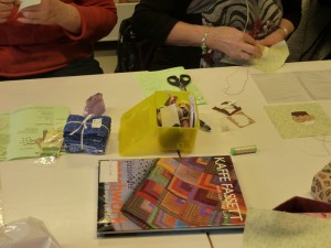 HANNES patchwork underviser i applikeret muffins i Silkeborg - hygge