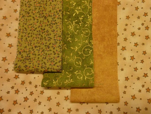 HANNES patchwork jule DHD 2012 - nem - gratis mønster