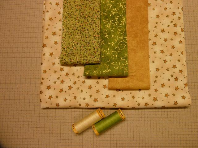 HANNES patchwork jule DHD 2012 -gratis mønster nemmer
