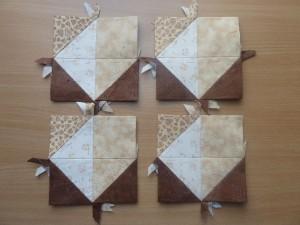 HANNES patchwork Sommer DHU-4. uge et gratis patchwork mønster