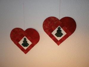 Hanne J udgave af HANNES patchwork jule DHD 2011